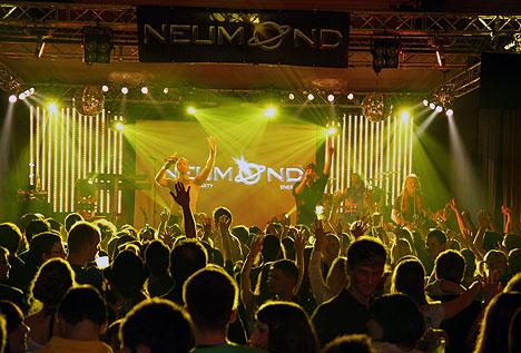 Neumond in Mudau