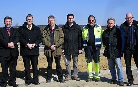 Sieben neue Bauplaetze in Grosseicholzheim