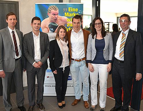 500 Profiboxer studiert an der DHBW Mosbach