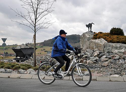 500E Bike Jost Katzenbuckel