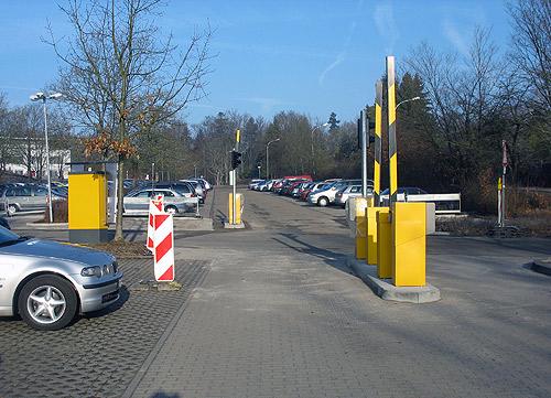 Parkraumbewirtschaftung Krankenhaus Buchen