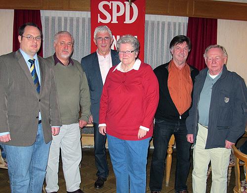 SPD Binau bestaetigt Vorstand