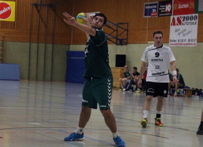 Buchens Handballer vor weiteren Topspielen