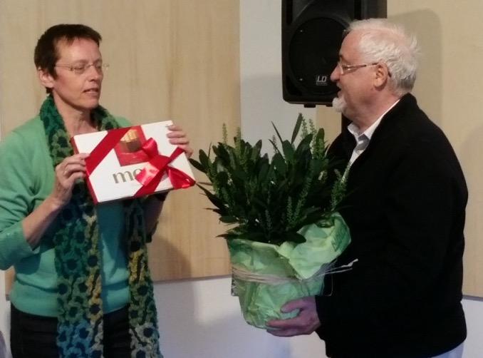 Abschied Gerd Teßmer JHV 2016