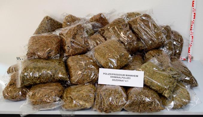 Marihuana40kilo