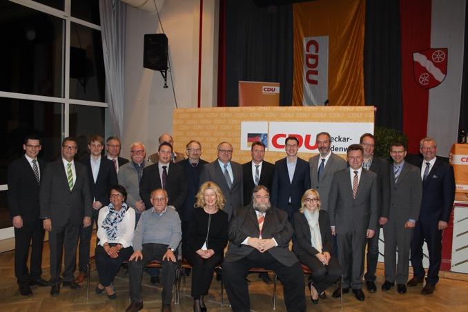 Bild Vorstandschaft CDU 29 04 2016
