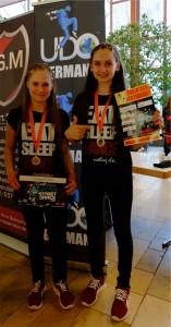 Erika_Michelle Duo SDM Platz 1
